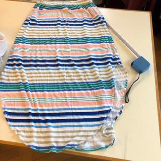 ロデオクラウンズワイドボウル(RODEO CROWNS WIDE BOWL)のRCWBスカート(ロングスカート)