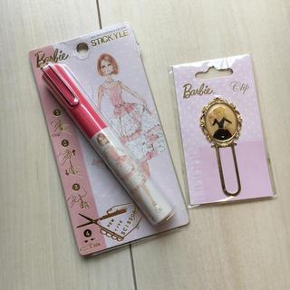 バービー(Barbie)のBarbie 文房具セット(pink)*.(その他)