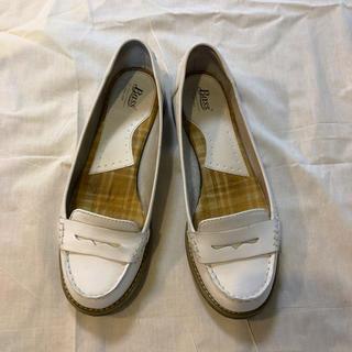 ジーエイチバス(G.H.BASS)のG.H.BASS レザー ローファー(ローファー/革靴)