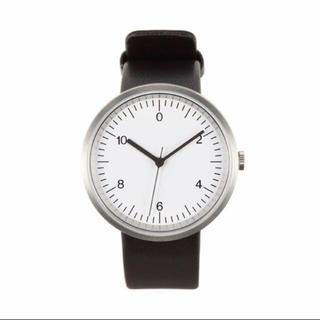 ムジルシリョウヒン(MUJI (無印良品))の【新品】MUJI 腕時計・Wall Clock・シルバー (腕時計(アナログ))