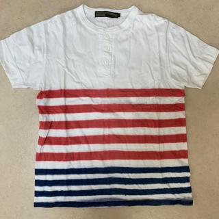 アユイテ(AYUITE)のAYUITE ボーダーTシャツ(Tシャツ/カットソー(七分/長袖))