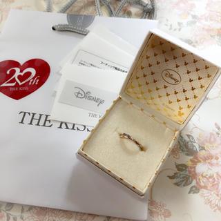 ザキッス(THE KISS)のTHE KISS❁ディズニー隠れミッキーシルバーリング(リング(指輪))