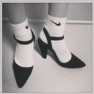 ナイキ(NIKE)のナイキ ソックス 靴下(その他)