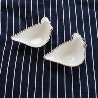 ニワトリの小鉢 2個セット(食器)