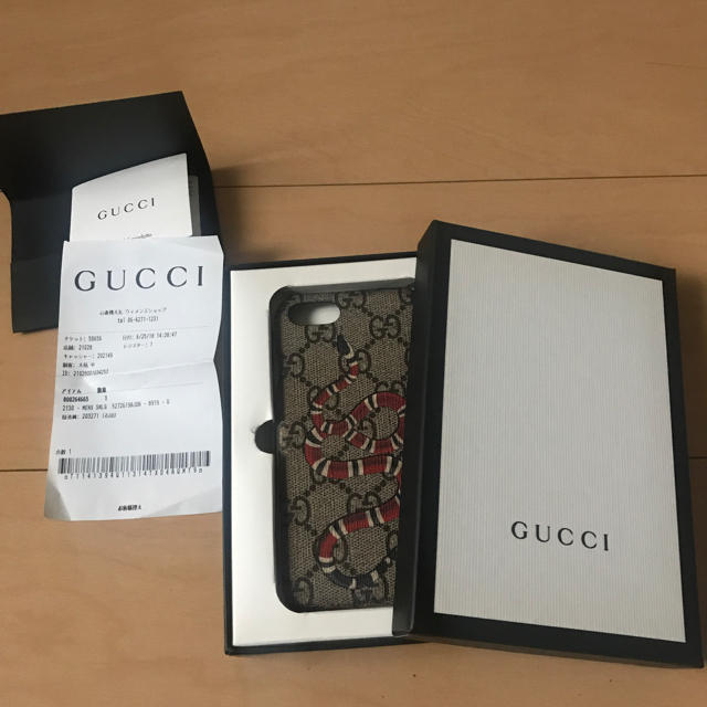 Iphone8ケース落下,Gucci-確実正規品GUCCIiPhone7,8ケースの通販