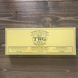 ディーンアンドデルーカ(DEAN & DELUCA)の【未開封】DEAN&DELUCA クラシックティーバッグ セレクション(茶)