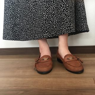 ビンテージ本革ローファー(ローファー/革靴)