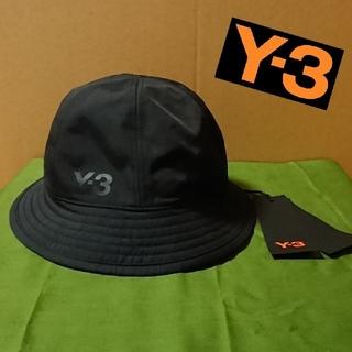 ワイスリー(Y-3)の【早い者勝ち!】 Y-3 バケットハット ベルト ブラック セット(ハット)