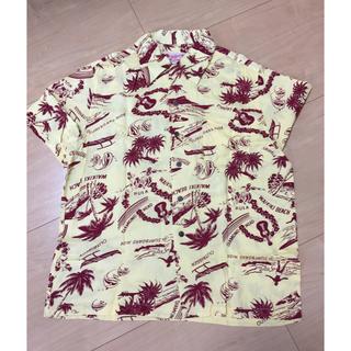 アロハシャツ  メンズLサイズ(シャツ)