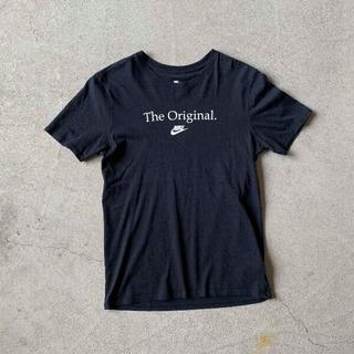 ナイキ(NIKE)のナイキ NIKE CNCPT PK VERBIAGE Tシャツ M 黒 ロゴ(Tシャツ/カットソー(半袖/袖なし))