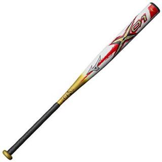 ミズノ(MIZUNO)のミズノプロ X01 ソフトボール3号 トップバランス 新品(バット)