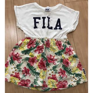フィラ(FILA)のFILA ワンピース 95cm(ワンピース)