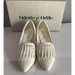 オデットエオディール(Odette e Odile)のOdette e Odile メッシュパンプス(ハイヒール/パンプス)