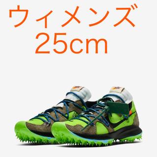 ナイキ(NIKE)のOff-White x Nike WMNS Zoom Terra Kiger 5(スニーカー)