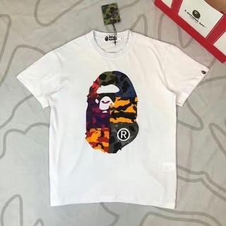 アベイシングエイプ(A BATHING APE)のA BATHING APE ア ベイシング エイプ BAPE  メンズ Tシャツ(Tシャツ/カットソー(半袖/袖なし))