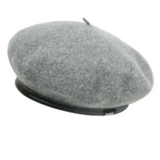 エックスガール(X-girl)のエックスガール  ベレー帽(ハンチング/ベレー帽)