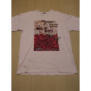 ミルクボーイ(MILKBOY)のMILKBOY  Tシャツ(パステルピンク) (Tシャツ/カットソー(半袖/袖なし))