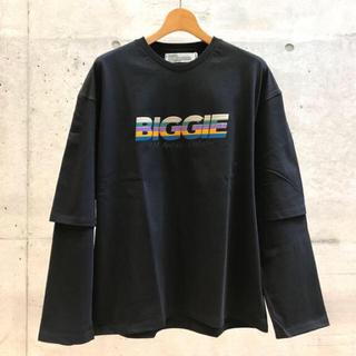 """アンユーズド(UNUSED)のDAIRIKU 19AW """"BIGGIE"""" Layered T ダイリク(Tシャツ/カットソー(七分/長袖))"""