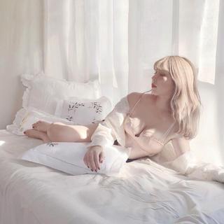 スナイデル(snidel)のlace lingerie(ブラ)