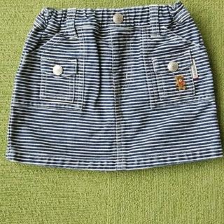 ミキハウス(mikihouse)のmiki house スカート 80cm(スカート)