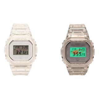 ジーショック(G-SHOCK)のBEAMS × G-SHOCK DW-5600 スケルトン CASIO 腕時計(腕時計(デジタル))