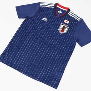 アディダス(adidas)の新品 2018 サッカー日本代表 HOME レプリカ ユニフォーム O(ウェア)