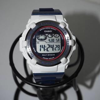 ベビージー(Baby-G)のbaby-G/G-SHOCK/イルクジ/BGR-3003K/限定/電波/ソーラー(腕時計(デジタル))