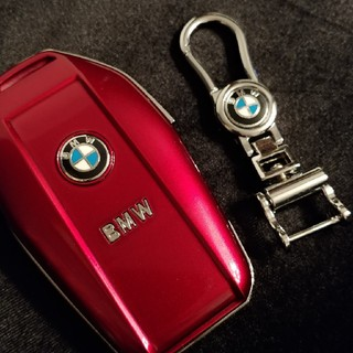 BMW - BMW ディスプレイキーカバー 赤