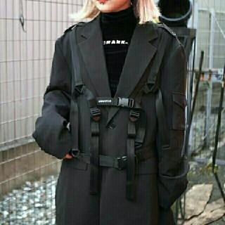 スタイルナンダ(STYLENANDA)の韓国ファッション  黒ジャケット(テーラードジャケット)