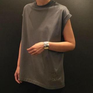 ドゥロワー(Drawer)のブラミンク  BLAMINK Tシャツ ノースリーブ(Tシャツ(半袖/袖なし))