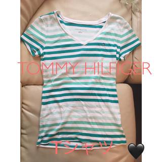 トミーヒルフィガー(TOMMY HILFIGER)のTOMMYHILFIGER Tシャツ 夏服 早い者勝ち!(カットソー(半袖/袖なし))