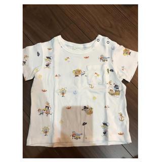 ジェラートピケ(gelato pique)のジェラピケTシャツ80cm(Tシャツ)