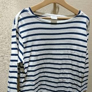 グリーンレーベルリラクシング(green label relaxing)のボーダーカットソー (UNITED ARROWS)七分袖(Tシャツ/カットソー(七分/長袖))