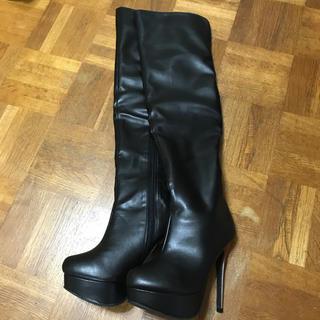 ニーハイブーツ 新品(ブーツ)