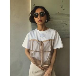 アメリヴィンテージ(Ameri VINTAGE)のAMERI  MY UNION TEE(Tシャツ(半袖/袖なし))
