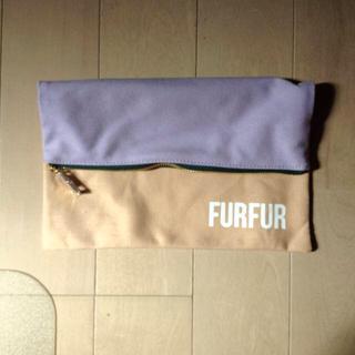 ファーファー(fur fur)のFURFUR クラッチ(クラッチバッグ)