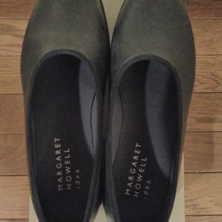 マーガレットハウエル(MARGARET HOWELL)の最終お値下げ マーガレット・ハウエル レインパンプス 24cm(レインブーツ/長靴)