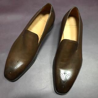 エドワードグリーン(EDWARD GREEN)の新品 未使用 GAZIANO GIRLING ローファー 7E(ローファー/革靴)