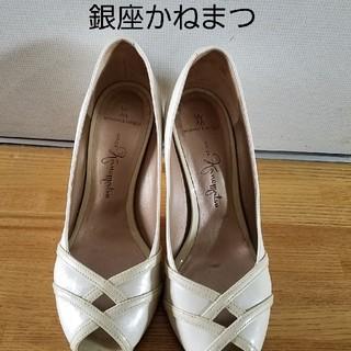 ギンザカネマツ(GINZA Kanematsu)の銀座かねまつ (ハイヒール/パンプス)