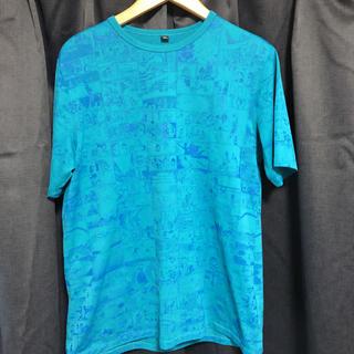 ラッドミュージシャン(LAD MUSICIAN)のLAD MUSICIAN×ドラえもん プリントカットソー(Tシャツ/カットソー(半袖/袖なし))