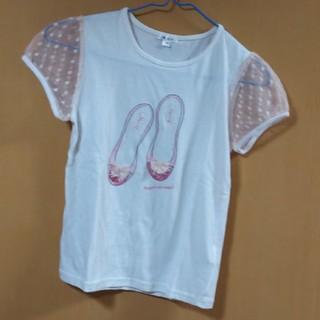 アーヴェヴェ(a.v.v)のTシャツ(Tシャツ/カットソー)