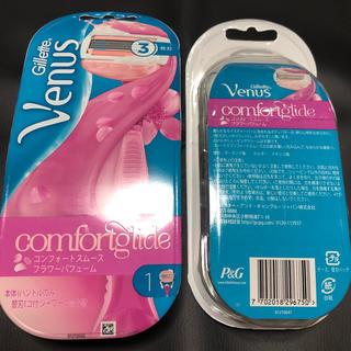 ピーアンドジー(P&G)のGillette Venus 2個セット(脱毛/除毛剤)