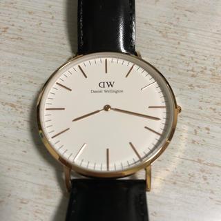 f4d7914e45 ダニエルウェリントン(Daniel Wellington)のDaniel Wellington 腕時計 メンズ 40mm(腕時計(アナログ