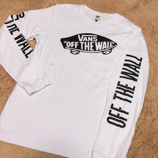 ヴァンズ(VANS)のVANSTシャツ(Tシャツ(長袖/七分))