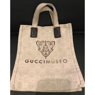 グッチ(Gucci)のグッチ ミュゼオ(GUCCI MUSEO)限定トートバッグ(トートバッグ)