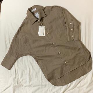 マディソンブルー(MADISONBLUE)の定価45,360円 マディソンブルー J.BRADLEYパールボタンカフシャツ (シャツ/ブラウス(長袖/七分))