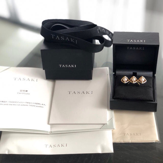 タサキ(TASAKI)のミニーさまご専用  ありがとうございます♡TASAKI  2019年新作 リング(リング(指輪))
