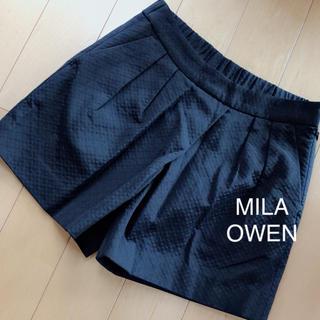 ミラオーウェン(Mila Owen)のMILA OWEN(ショートパンツ)