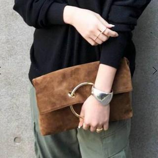 ドゥーズィエムクラス(DEUXIEME CLASSE)のSONDRA ROBERTS RING CLUCH(クラッチバッグ)