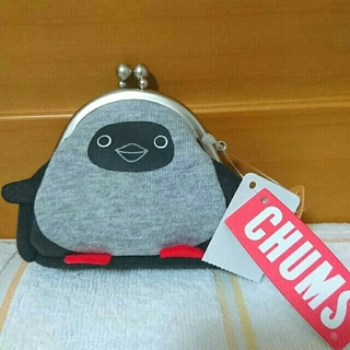 チャムス(CHUMS)の【新品】【CHUMS】がま口 コインケース(コインケース)